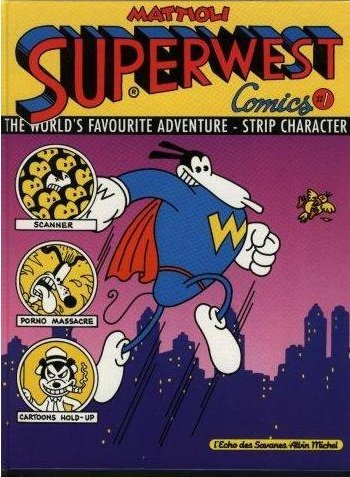 9782226025838: Superwest