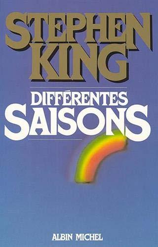 9782226026712: Differentes Saisons (Romans, Nouvelles, Recits (Domaine Etranger))