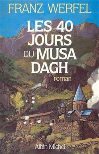 9782226027658: Les Quarante jours du Musa Dagh