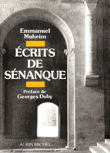 9782226029492: Ecrits de Sénanque