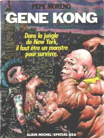 9782226029560: Gene Kong