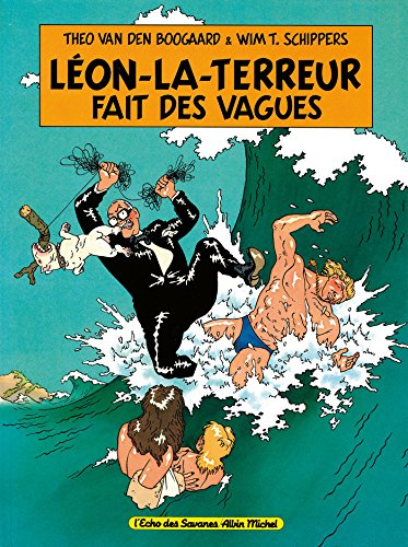 9782226031730: Léon-La-Terreur : Fait des vagues