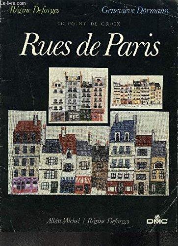 9782226033727: Les rues de Paris