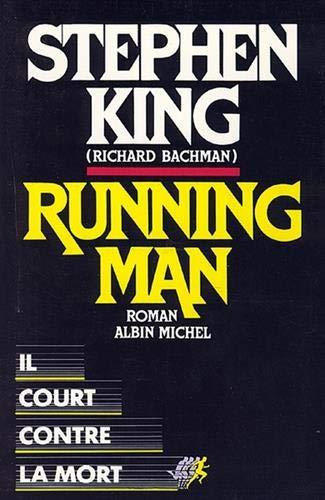 9782226033819: Running man (Romans, Nouvelles, Recits (Domaine Etranger))