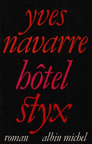 9782226035202: Hôtel Styx: Roman (French Edition)
