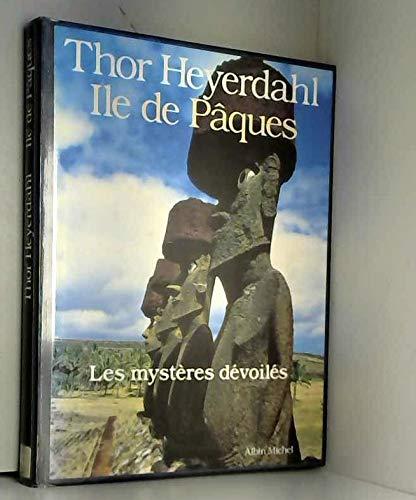 9782226035295: Île de Pâques - Les mystères dévoilés