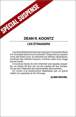 9782226035448: Etrangers (Les) (Collections Litterature) (French Edition)