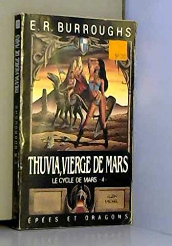 9782226035806: Thuvia vierge de Mars