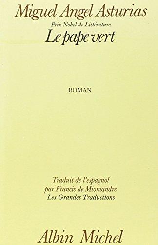 9782226036087: Le Pape vert