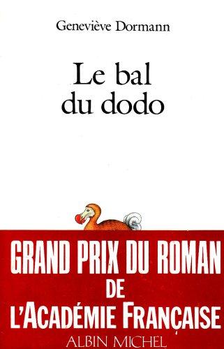9782226036568: Le bal du dodo
