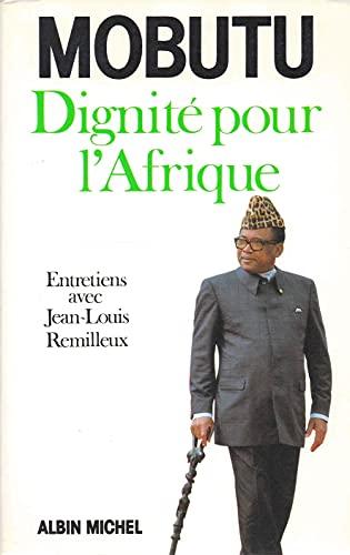 9782226037572: Dignité pour l'Afrique
