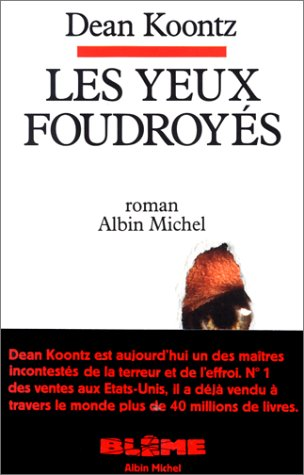 9782226038012: Les Yeux foudroyés