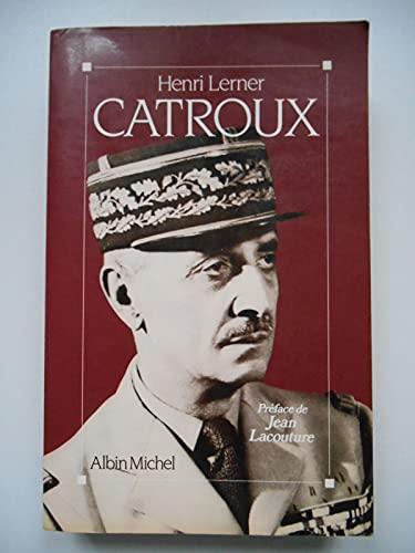 9782226039361: Catroux