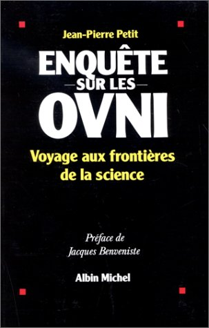 9782226041203: Enquête sur les OVNIS : Voyage aux frontières de la science (Aux marches de la science)