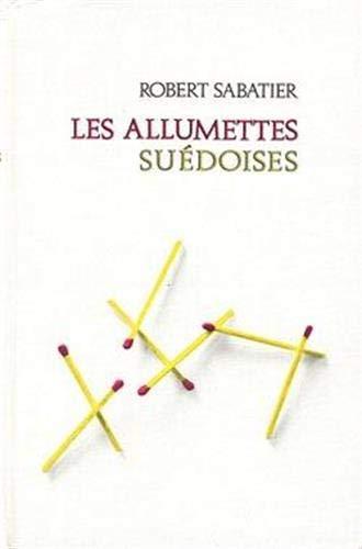 9782226042514: Les Allumettes suédoises