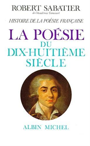 9782226045645: Histoire de La Poesie Francaise - Tome 4 (Critiques, Analyses, Biographies Et Histoire Litteraire) (French Edition)