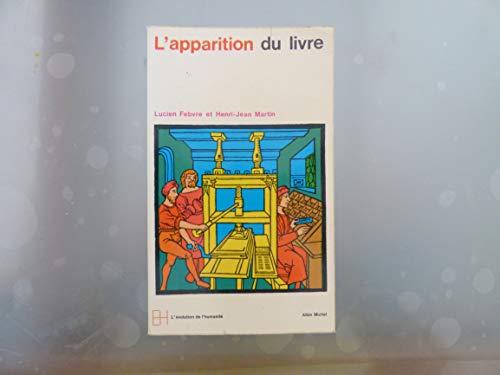 9782226047243: L'Apparition du livre
