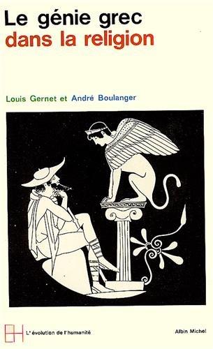 9782226047267: Le génie grec dans la religion