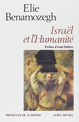 Israël et l'Humanité: Benamozegh-E