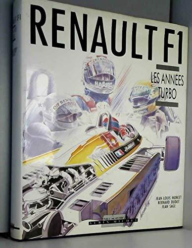 9782226048721: Renault F1 : Les années turbo