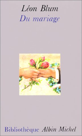 9782226048943: Du Mariage (Collections Litterature) (French Edition)