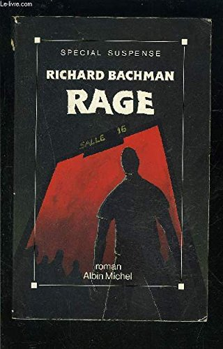 Rage: Richard Bachman