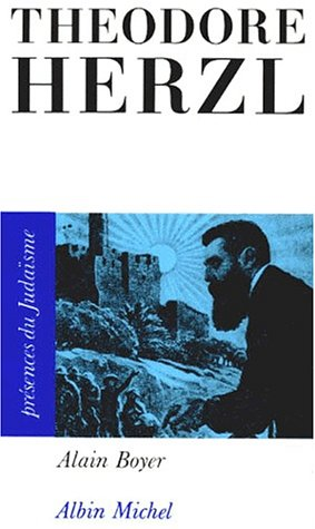 9782226051455: Theodore Herzl (Collections Spiritualites) (French Edition)