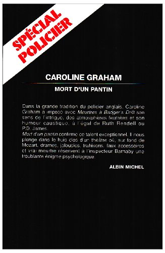 9782226057143: Mort D'Un Pantin (Collections Litterature) (French Edition)