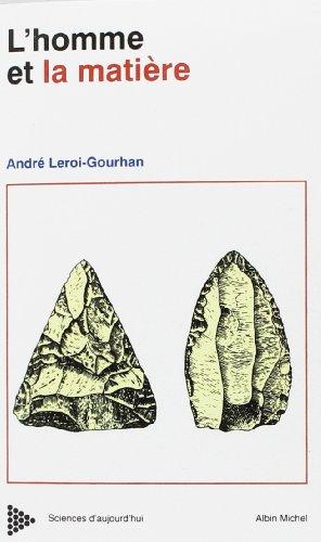 9782226062130: EVOLUTION ET TECHNIQUES. L'homme et la matière: Évolution et techniques