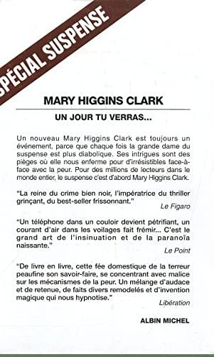 Un jour tu verras.: Higgins Clark, Mary