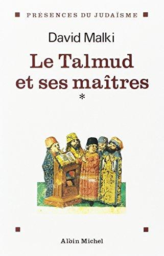 Tamuld et ses maitres t.1: Malki, David