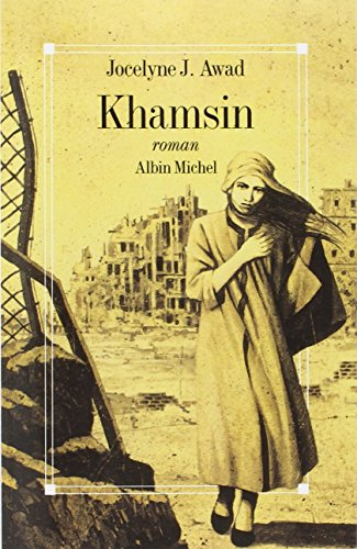 Khamsin: Roman (French Edition): Awad, Jocelyne J