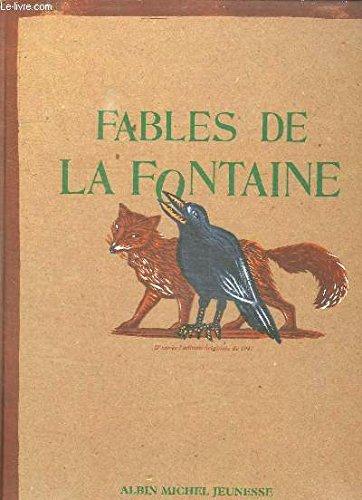 9782226070418: Fables de La Fontaine