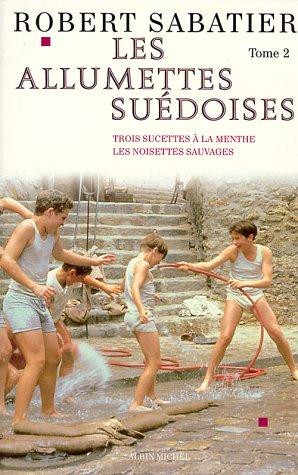 9782226081520: Allumettes Suedoises (Serie TV) - Tome 2 (Les) (Romans, Nouvelles, Recits (Domaine Francais)) (French Edition)