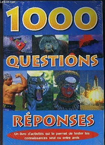 9782226081643: 1000 Questions-Réponses