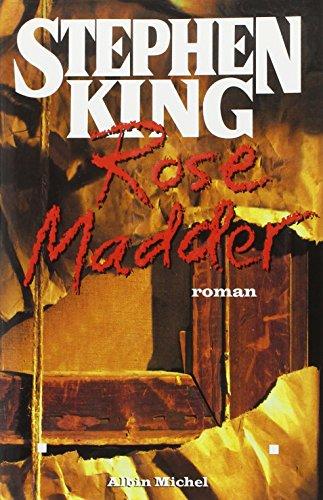 9782226084637: Rose Madder (Romans, Nouvelles, Recits (Domaine Etranger)) (French Edition)