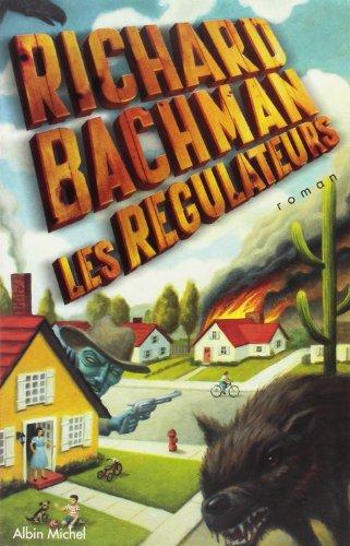 9782226088086: Regulateurs (Les) (Romans, Nouvelles, Recits (Domaine Etranger)) (French Edition)