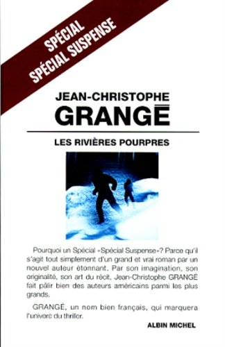 9782226093318: Les Rivieres Pourpres (French Edition)