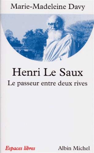 9782226094117: Henri Le Saux (Collections Spiritualites) (French Edition)