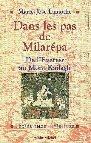 9782226096128: Dans Les Pas de Milarepa (Spiritualites Grand Format) (French Edition)