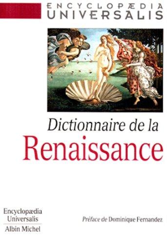9782226105844: Dictionnaire de la Renaissance