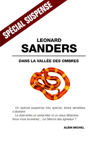 9782226106544: Dans La Vallee Des Ombres (Collections Litterature) (French Edition)