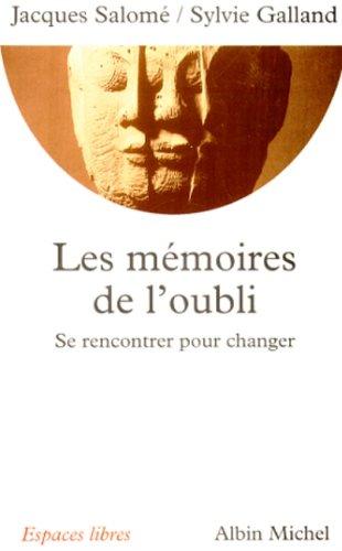 9782226107688: Les Mémoires de l'oubli