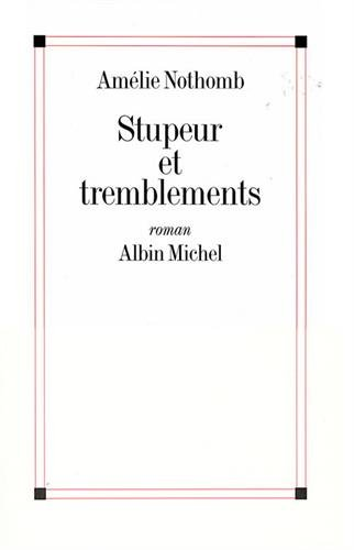 9782226109507: Stupeur et tremblements (French Edition)