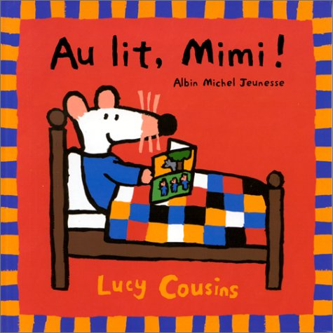 9782226111869: Au Lit Mimi! (French Edition)