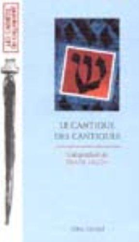 Le Cantique des cantiques: Lalou, Franck