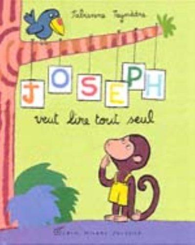 9782226112897: Joseph veut lire tout seul