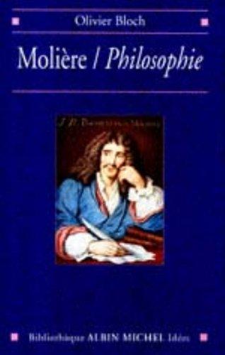 9782226113900: Molière : Philosophie