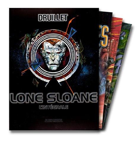 9782226116369: Loane Sloane, l'intégrale (coffret 4 volumes)