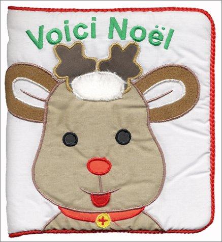 9782226118936: Voici Noël (Livre tissu)